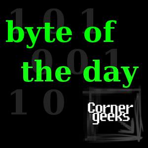 Byte of the Day - Podcast cover/album art