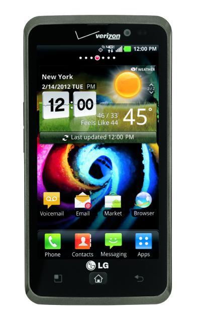 LG Spectrum 4G